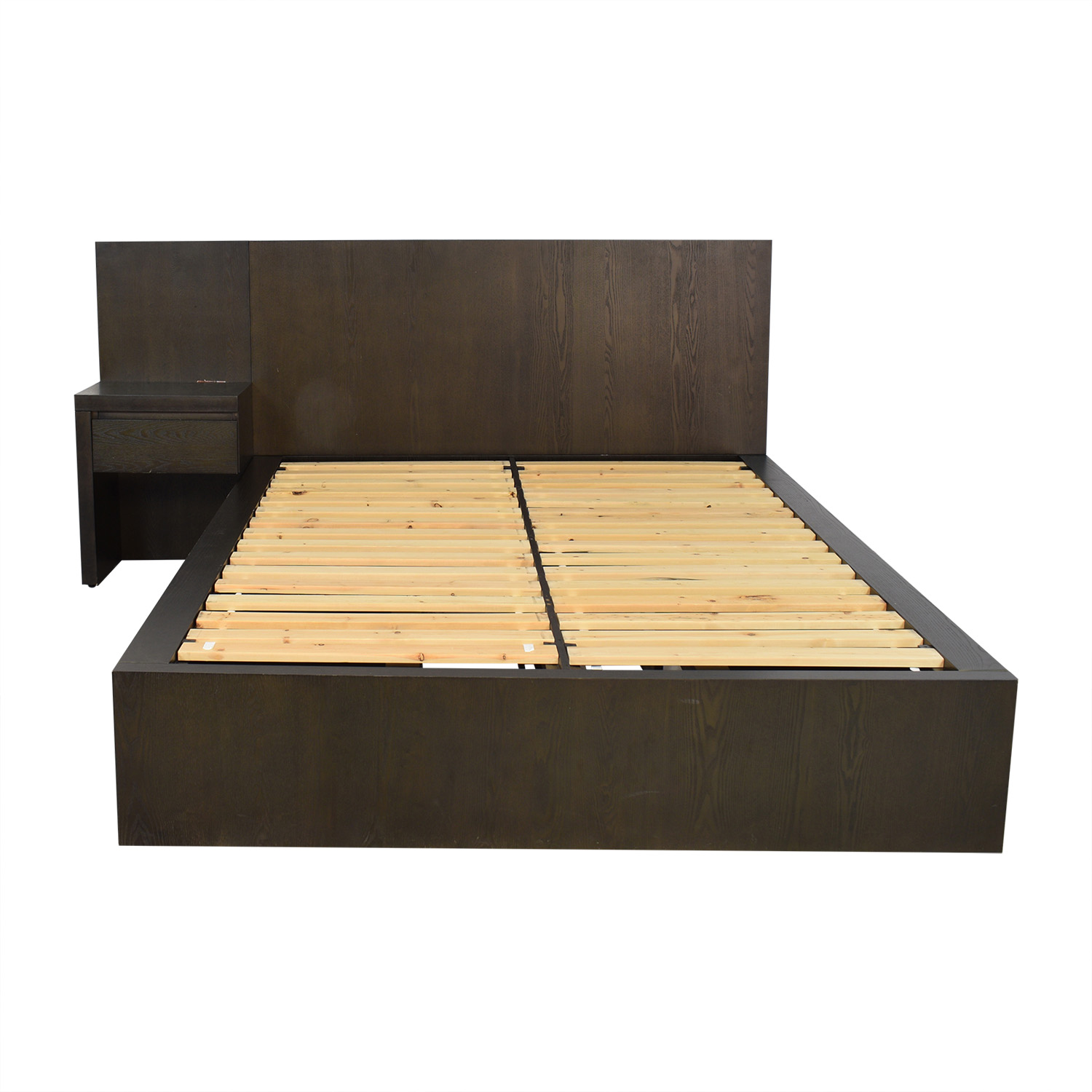West Elm West Elm Queen Storage Bed Frame Beds