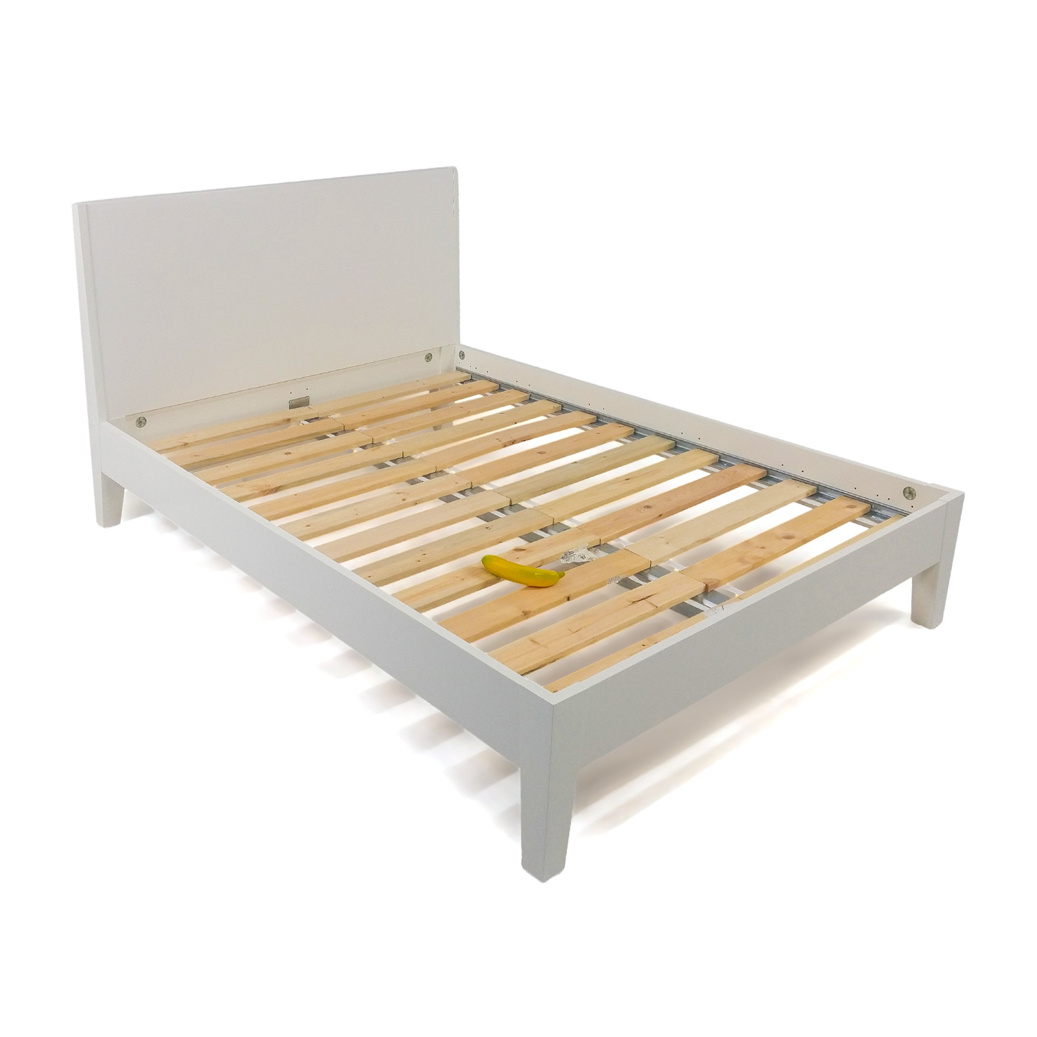 50 off ikea full malm bed frame beds for Ikea mattress frame