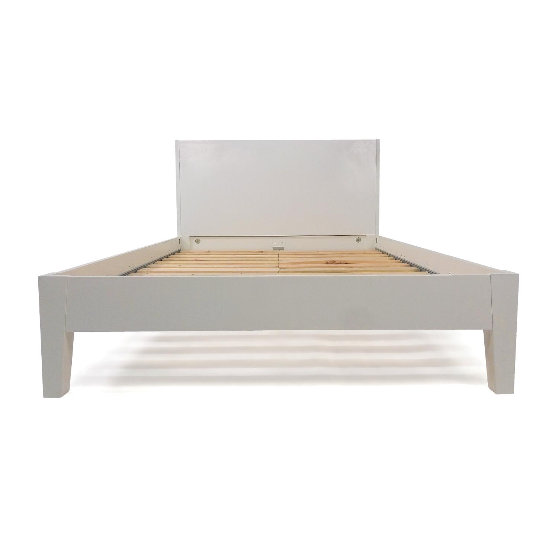 Wonderbaar 50% OFF - IKEA Full Malm Bed Frame / Beds TH-31