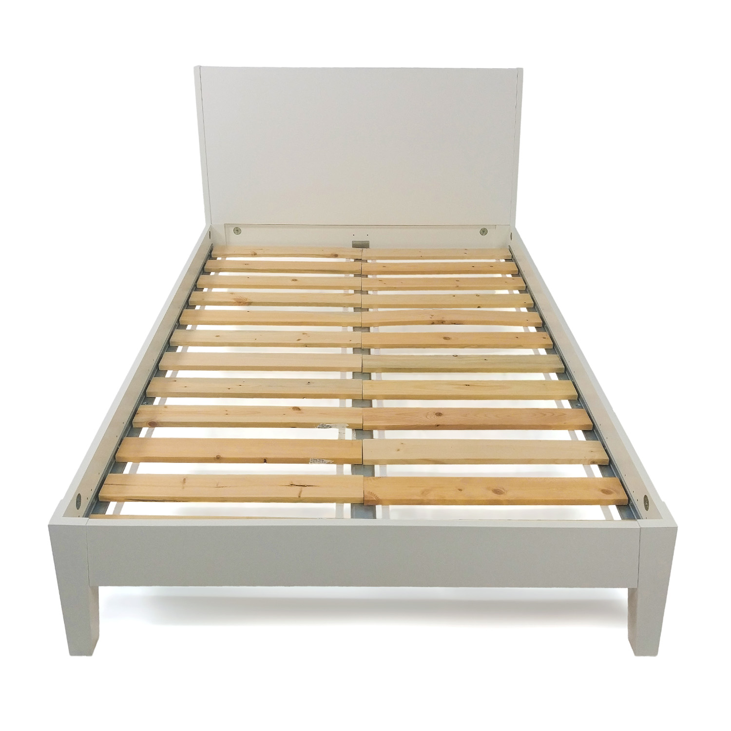 Buy malm bed quality second hand furniture for Full size bed ikea