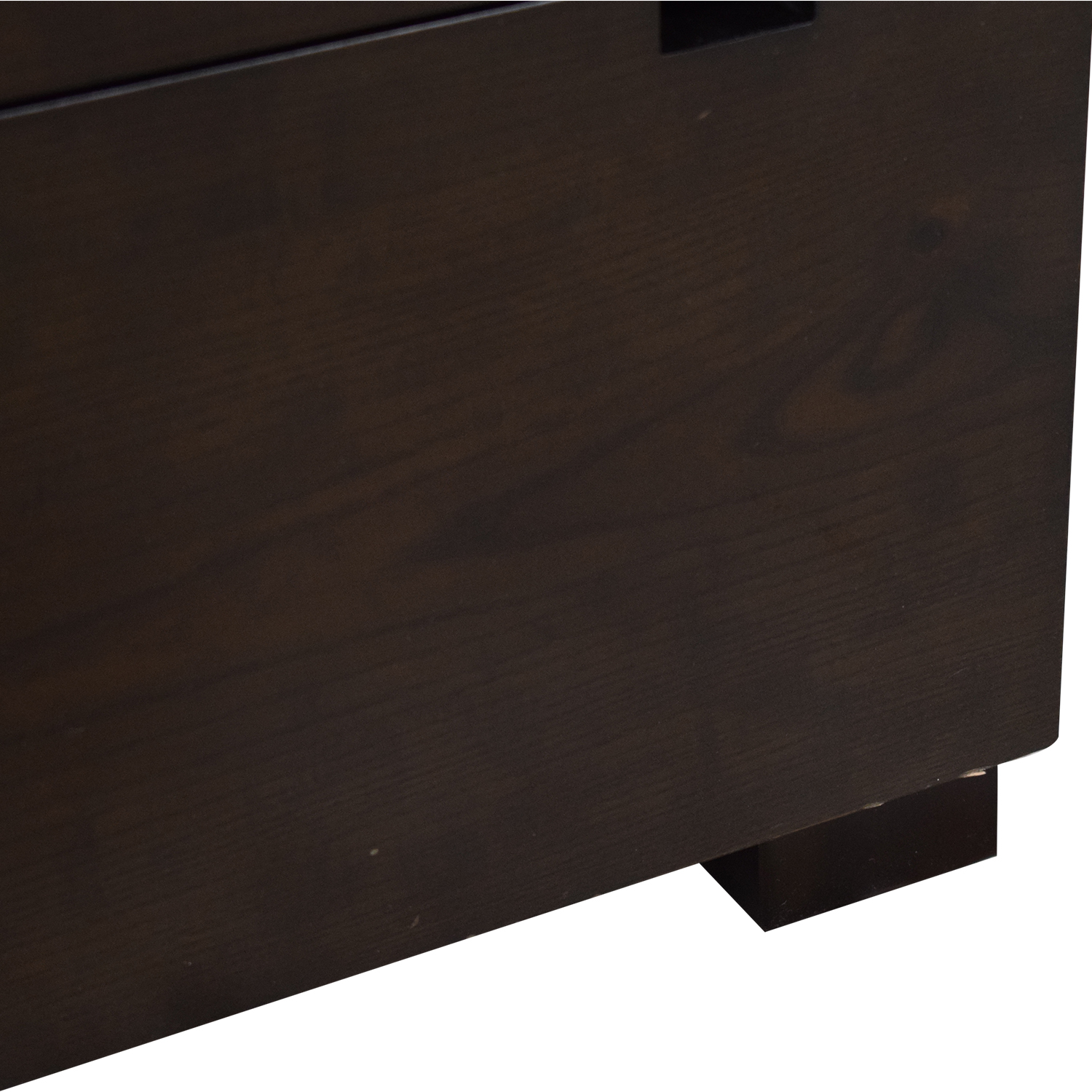 West Elm Square Cutout Nightstand West Elm