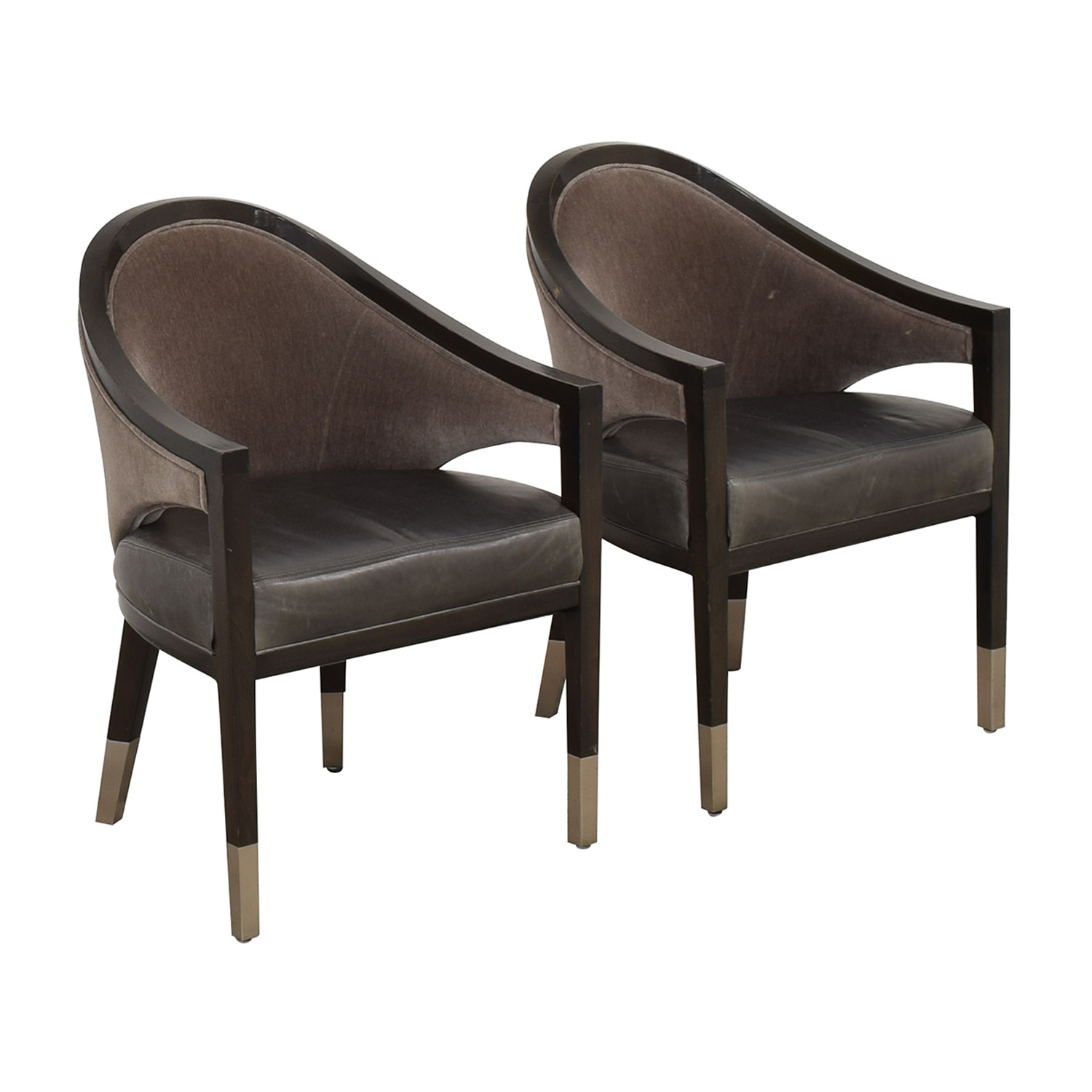 Allied Form Works Allied Works Eleven Madison Park Dining Room Chairs second hand