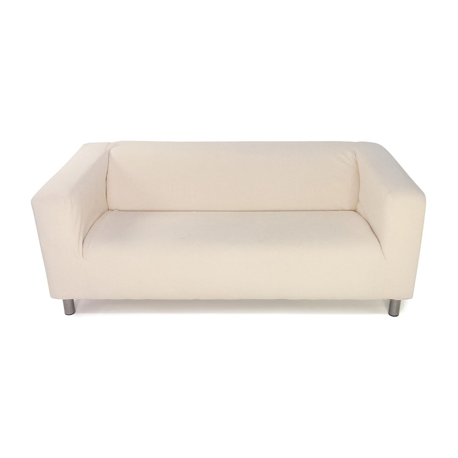 IKEA Klippan Beige Couch on sale