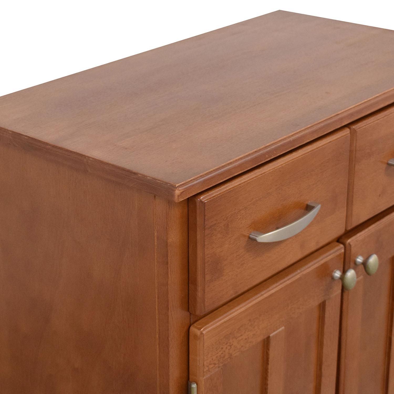 shop Joss & Main Two Door Buffet Server Joss & Main Cabinets & Sideboards