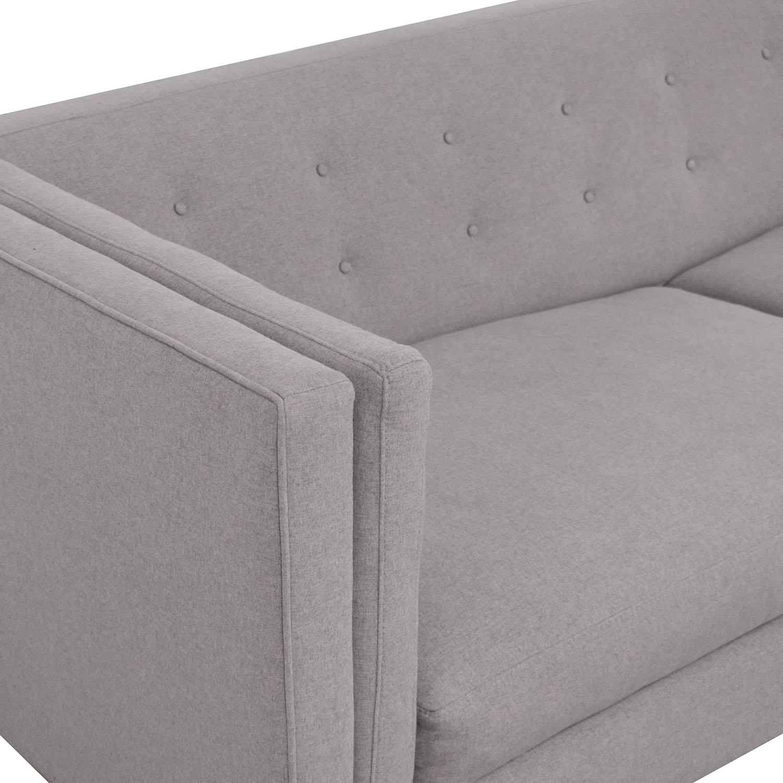 Macy's Braylei Track Arm Sofa / Classic Sofas