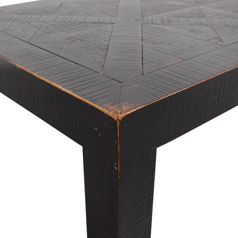 Crate & Barrel Crate & Barrel Bordeaux Coffee Table nj