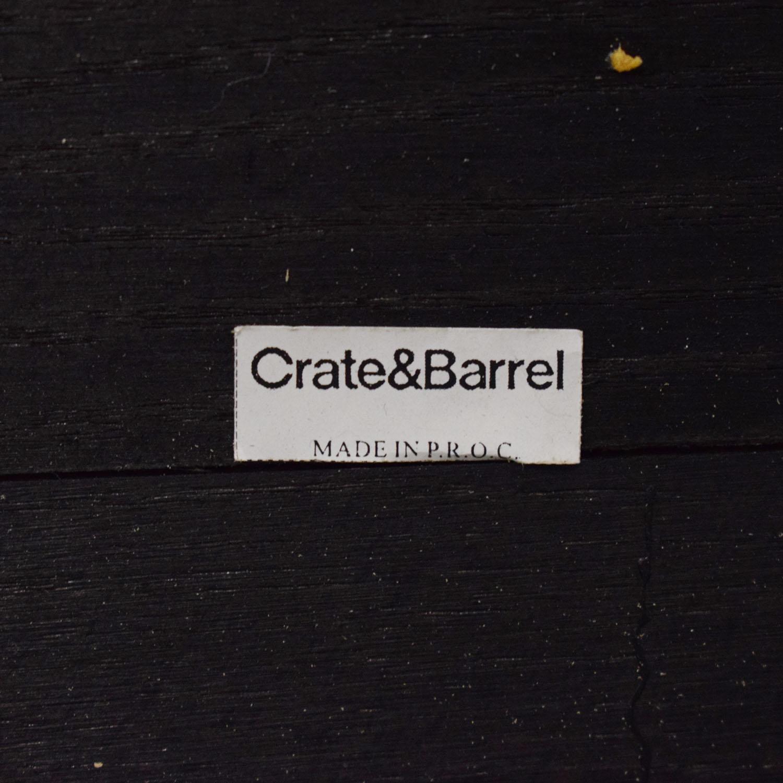 buy Crate & Barrel Crate & Barrel Bordeaux Coffee Table online