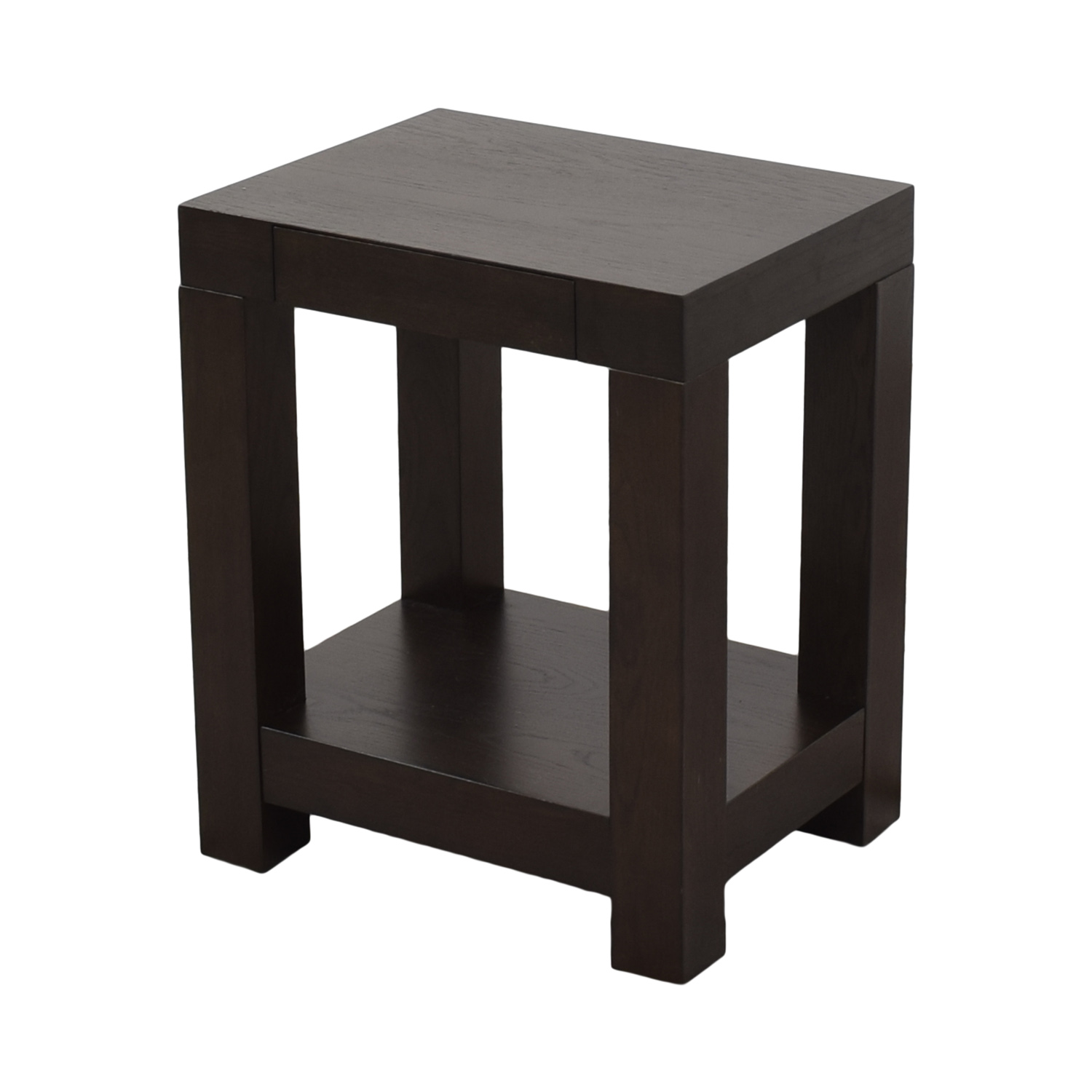 shop West Elm Parsons End Table West Elm End Tables