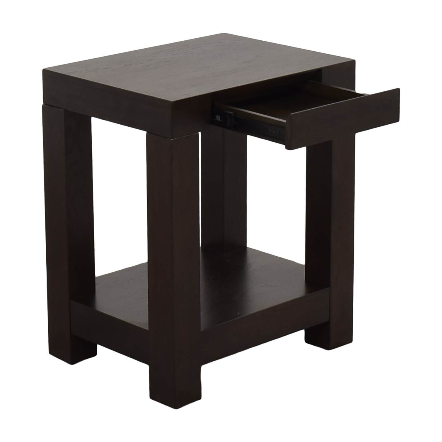 shop West Elm Parsons End Table West Elm