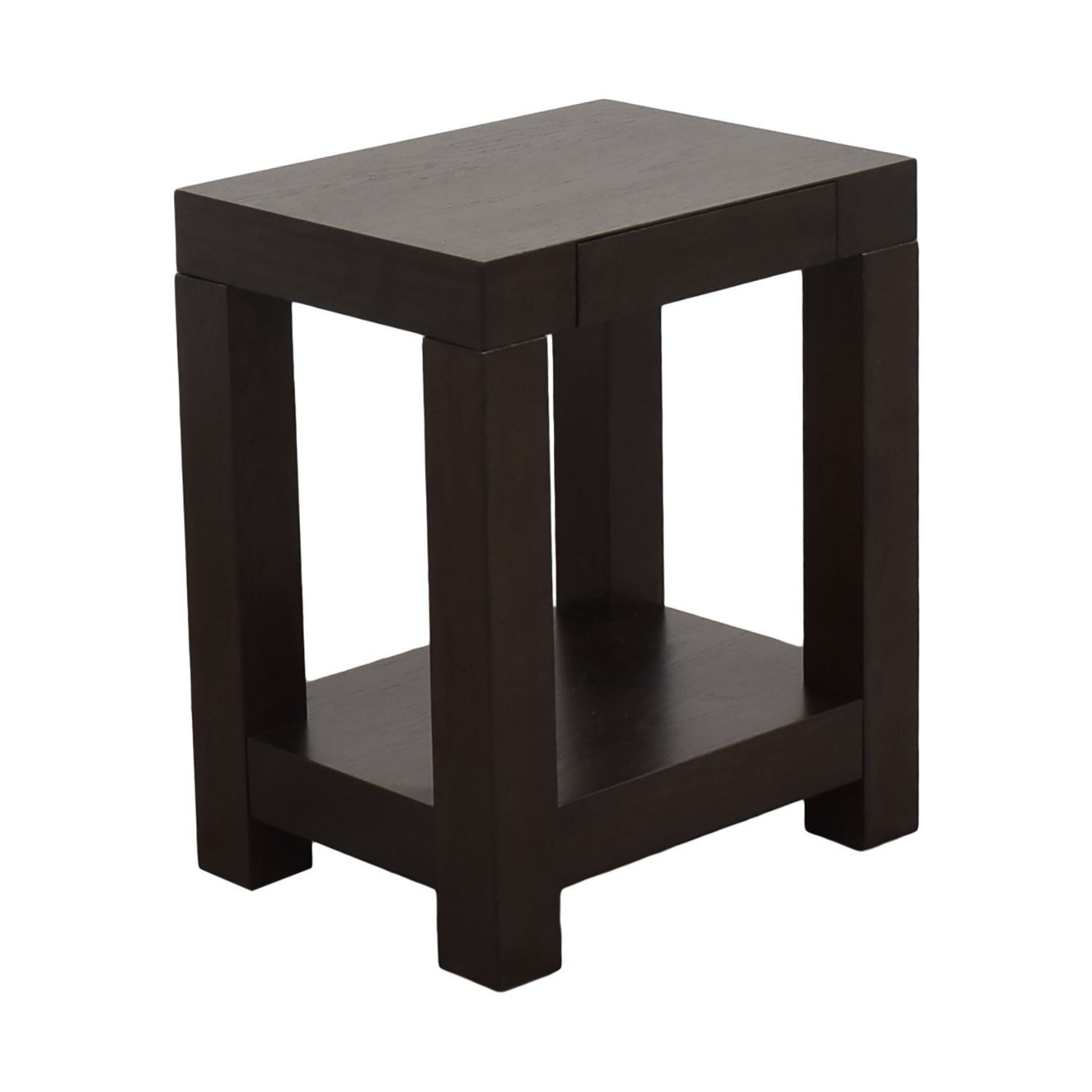 West Elm West Elm Parsons End Table End Tables