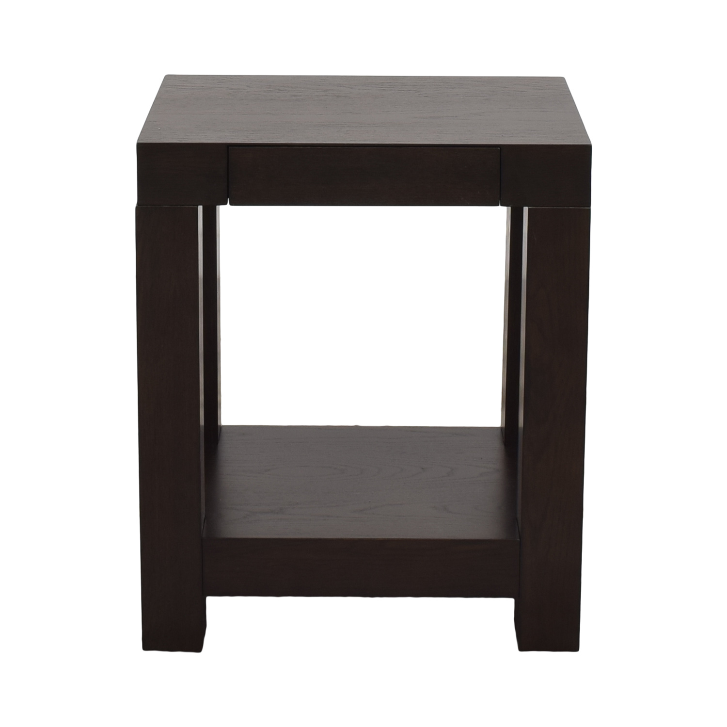 West Elm West Elm Parsons End Table for sale