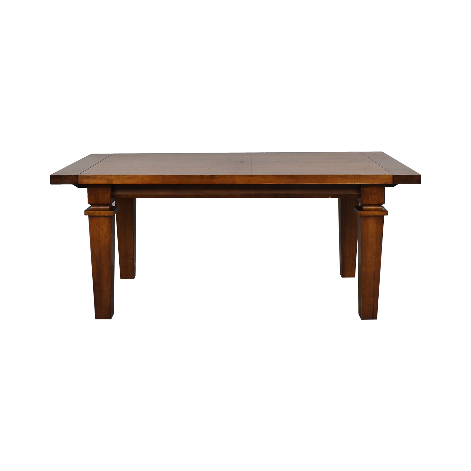 shop Andes International Extension Dining Table Andes International Dinner Tables