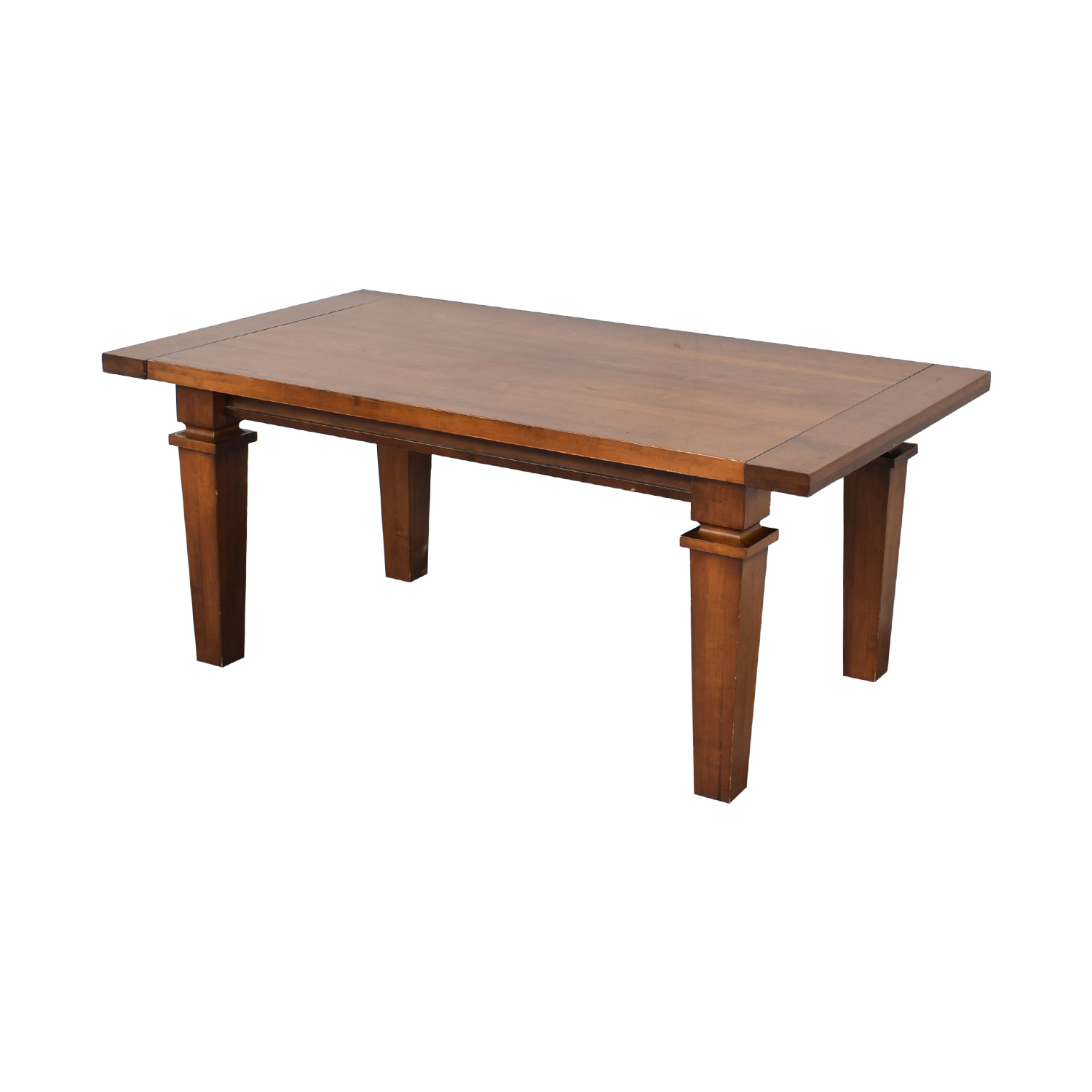 shop Andes International Extension Dining Table Andes International Tables
