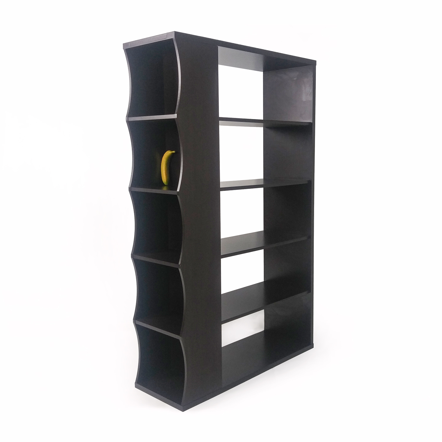 shop Tall Bookshelf Furniture of America Bookcases & Shelving