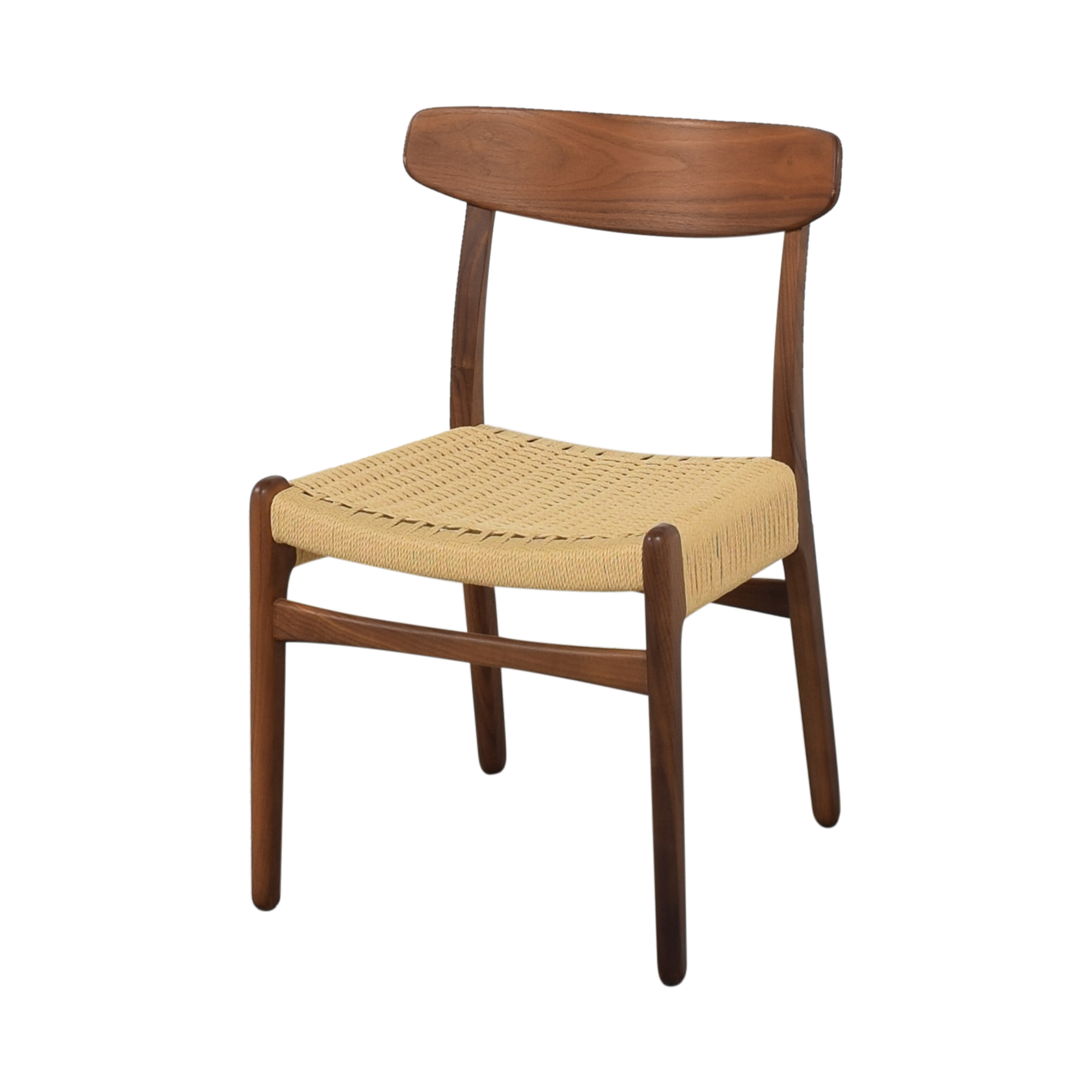 Sit Down New York Hans Wegner-Style Mid Century Dining Chairs nyc