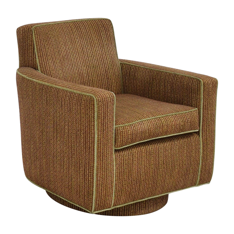 Swivel Club Chair / Chairs