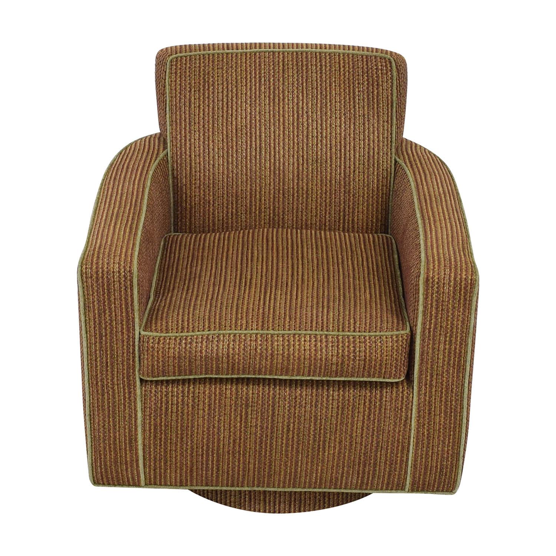 Swivel Club Chair sale