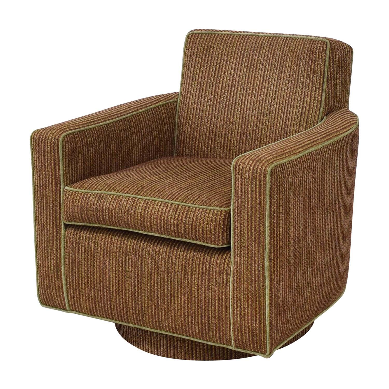 Swivel Club Chair discount