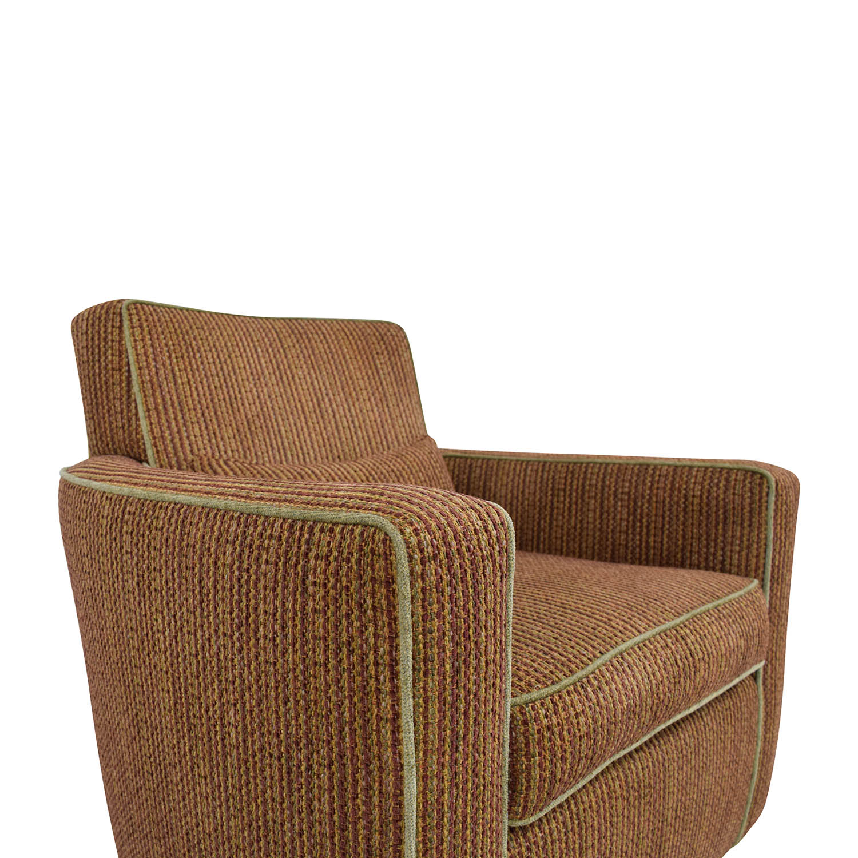 shop Swivel Club Chair  Accent Chairs