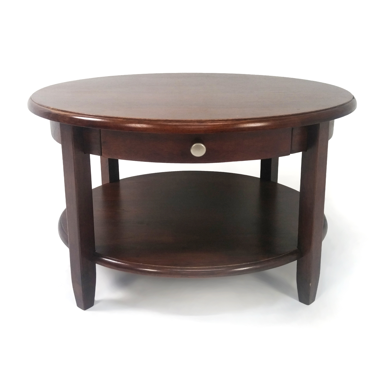 shop Circular Coffee Table