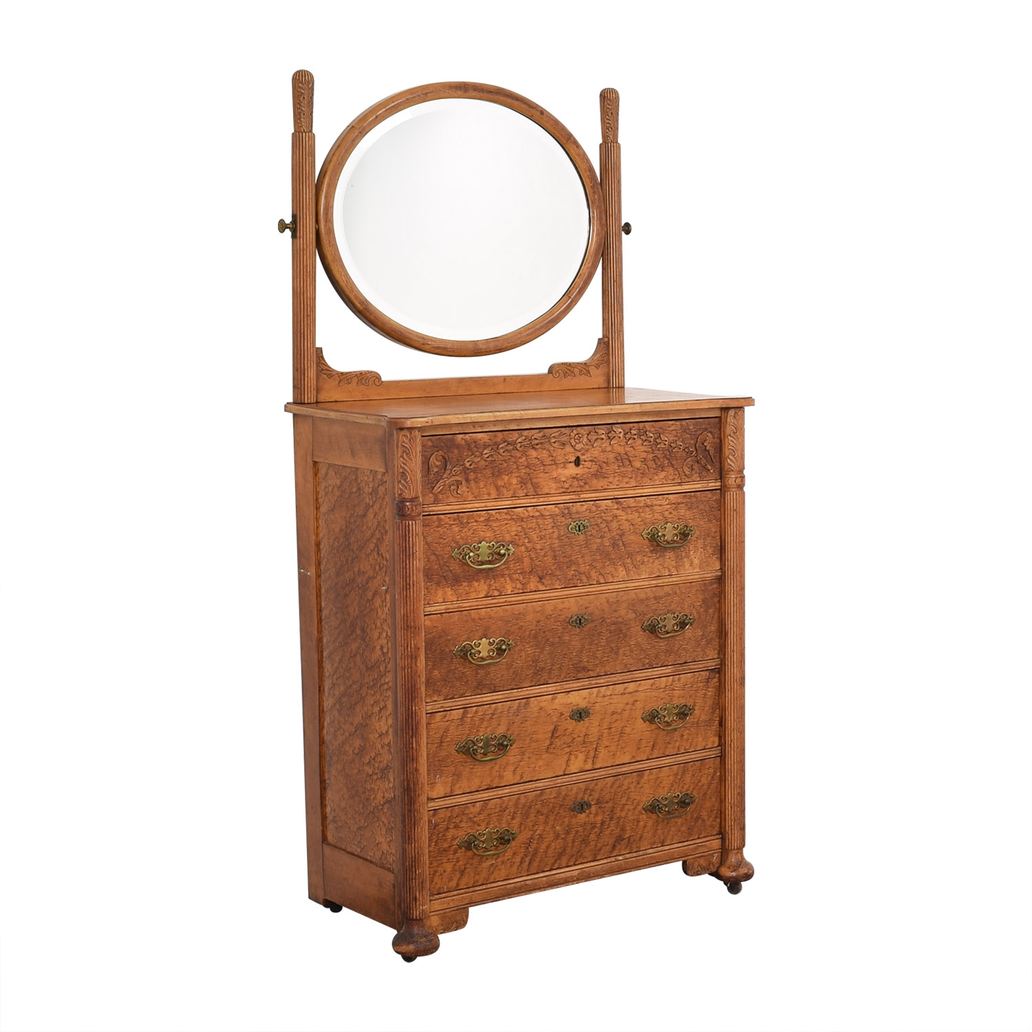 Antique Dresser and Mirror nyc