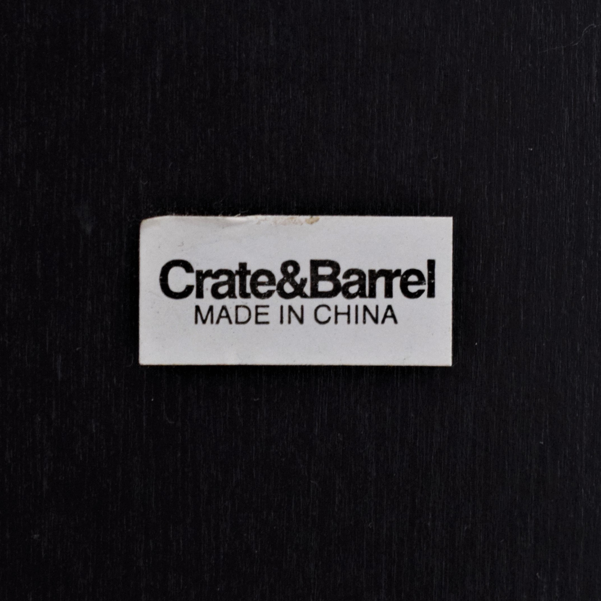 Crate & Barrel Sideboard sale