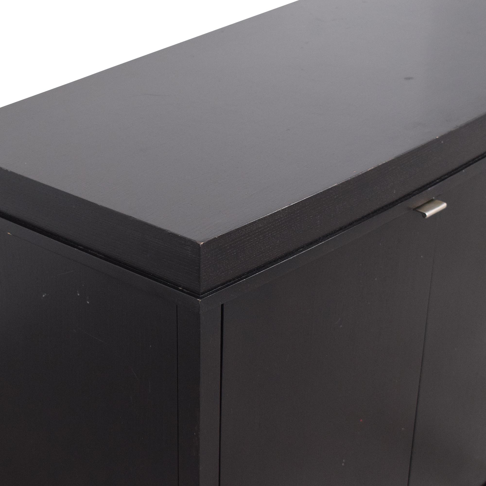 buy Crate & Barrel Sideboard Crate & Barrel Storage