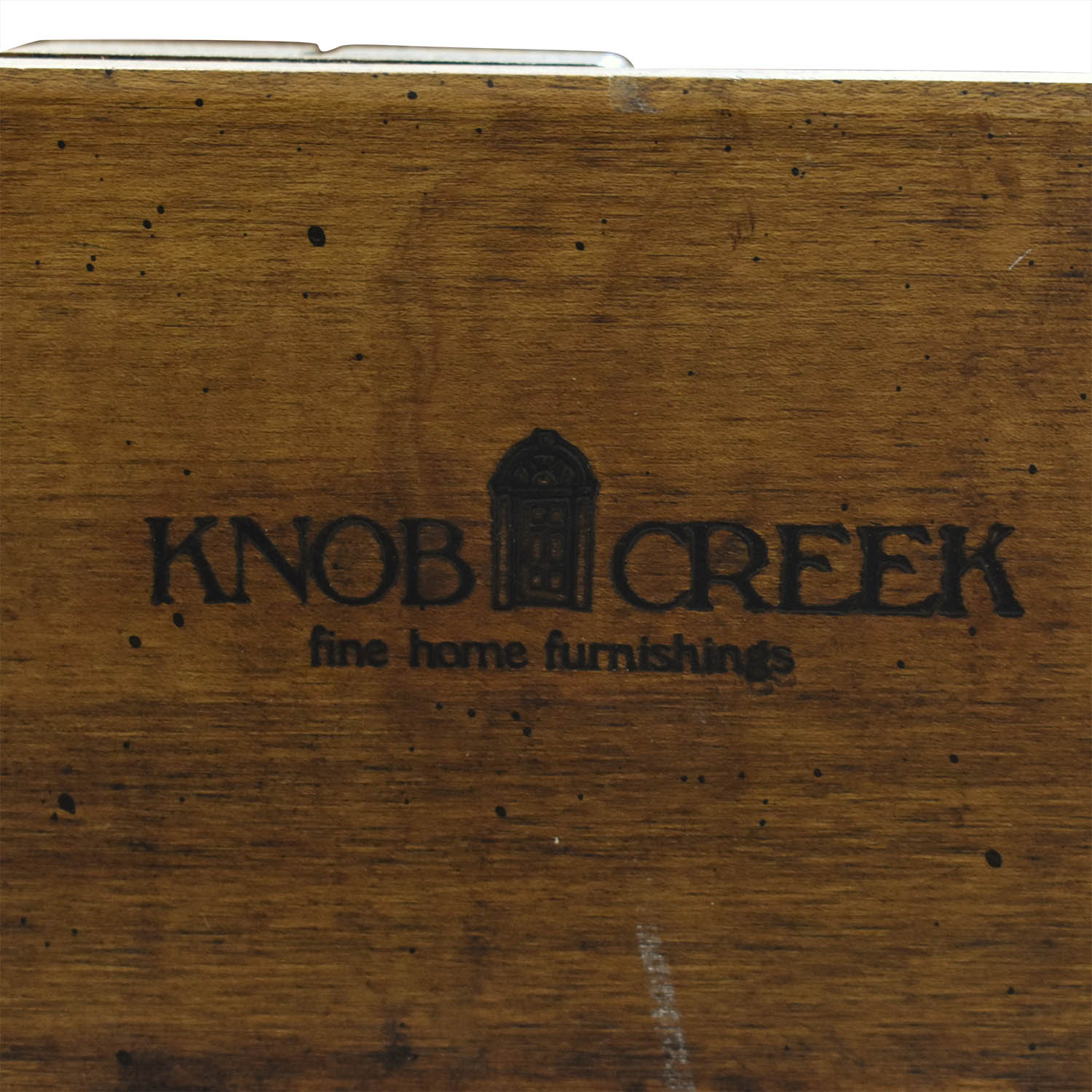 shop Knob Creek Spindle King Bed Frame Knob Creek Bed Frames