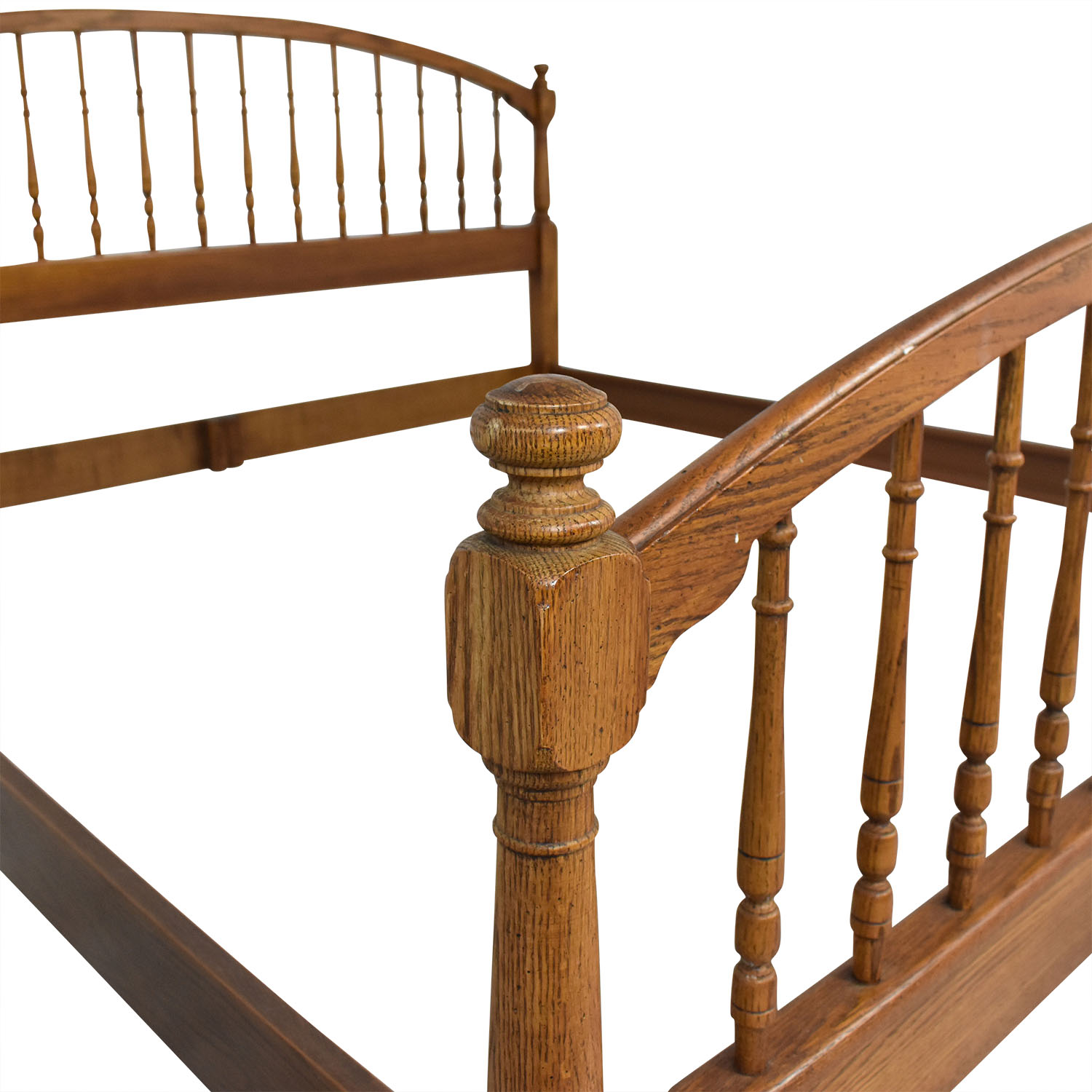 buy Knob Creek Knob Creek Spindle King Bed Frame online