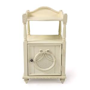 Lea Furniture Antique White Nightstand coupon