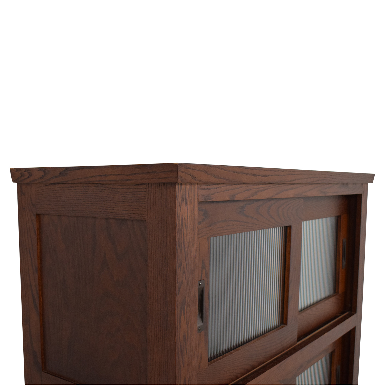 Custom Sliding Door Media Unit discount