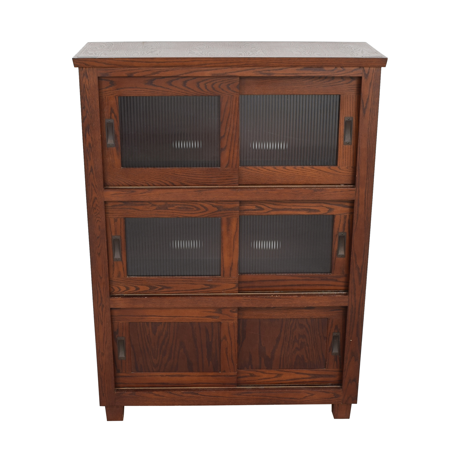 Custom Sliding Door Media Unit pa