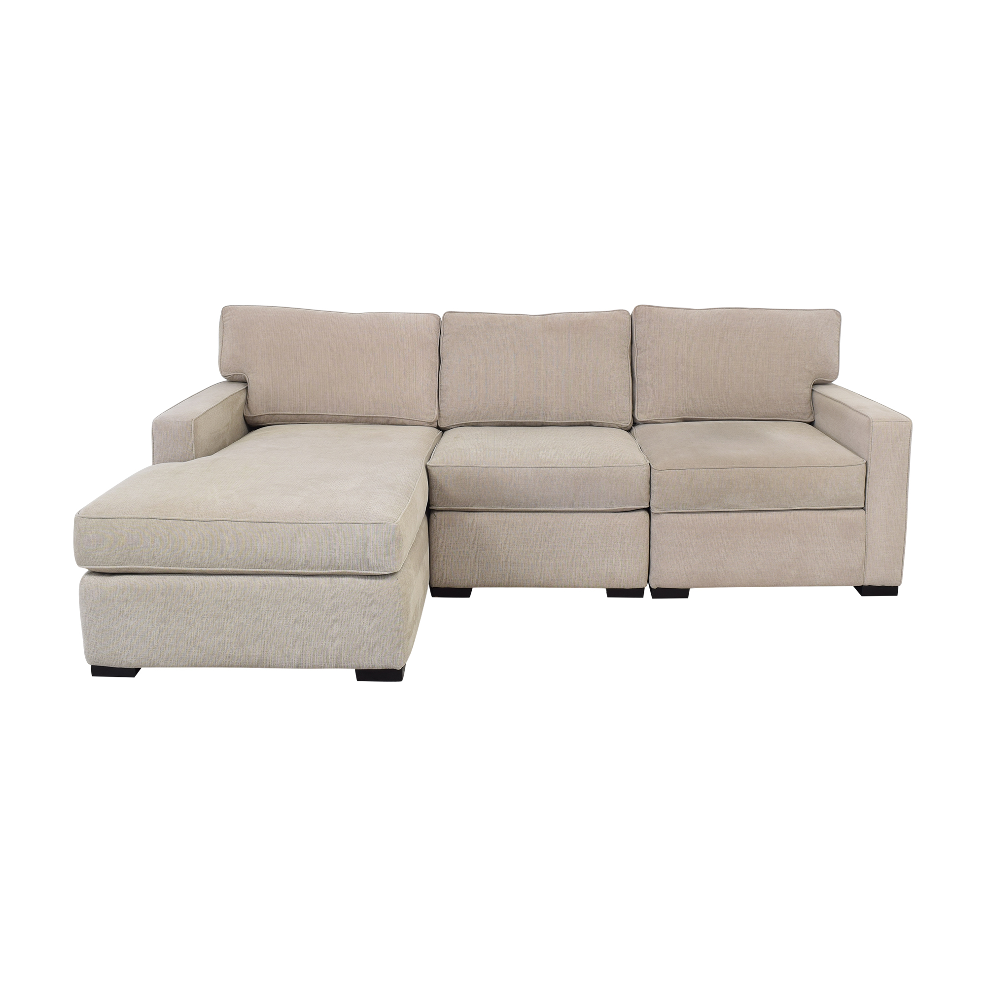 Macy's Macy's Chaise Sectional Sofa price