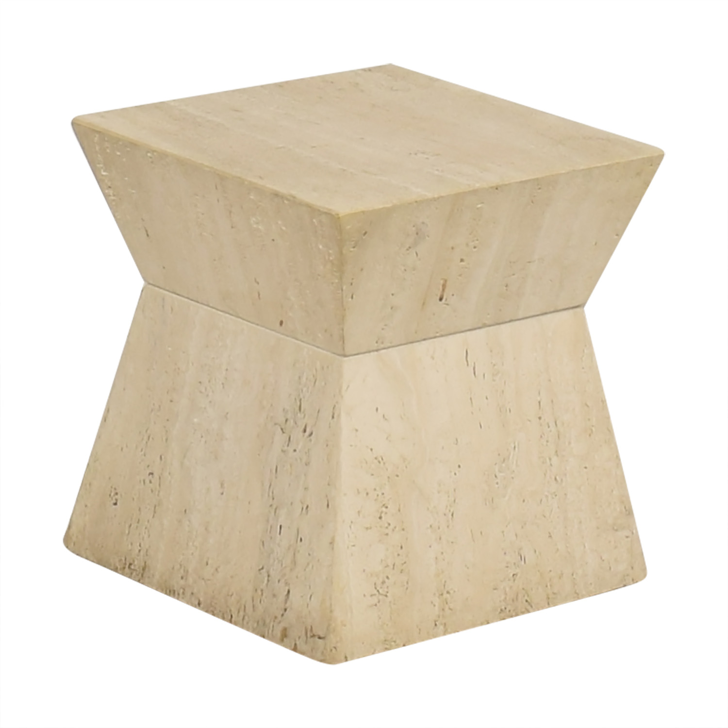 Andrew Martin Andrew Martin Side Table tan