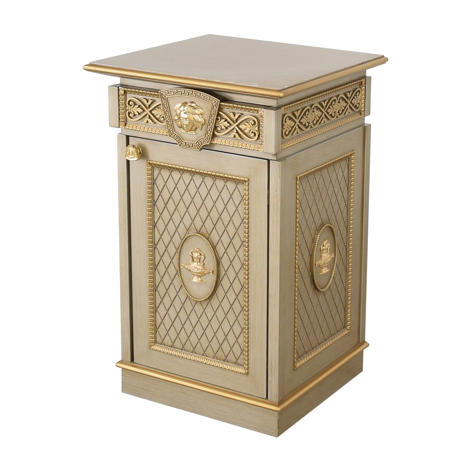 shop Versace Side Table Versace