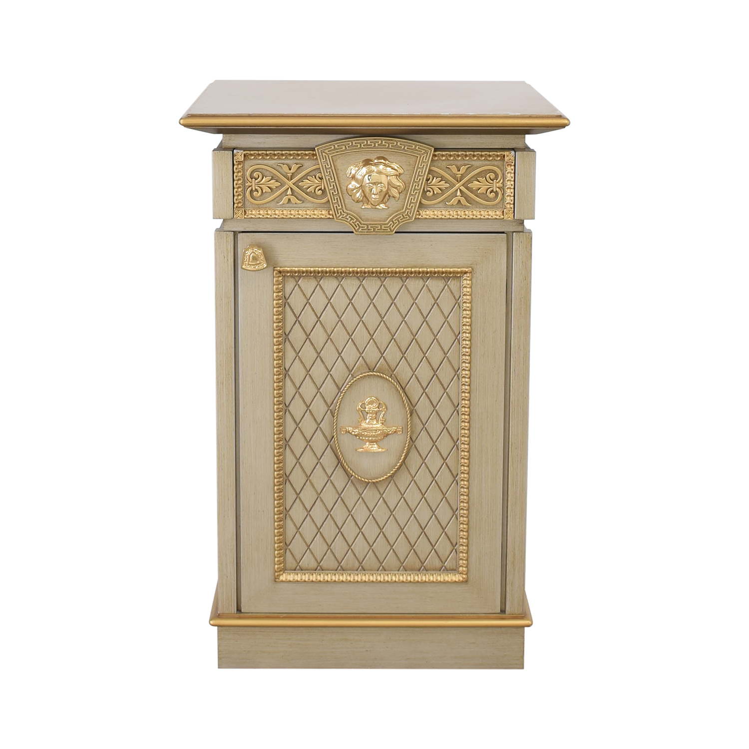 shop Versace-Style Side Table  Tables