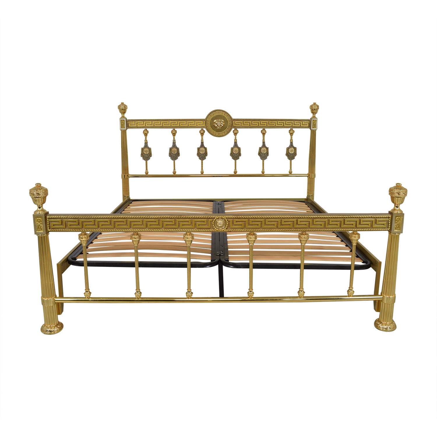 Versace Versace King Bed Frame pa