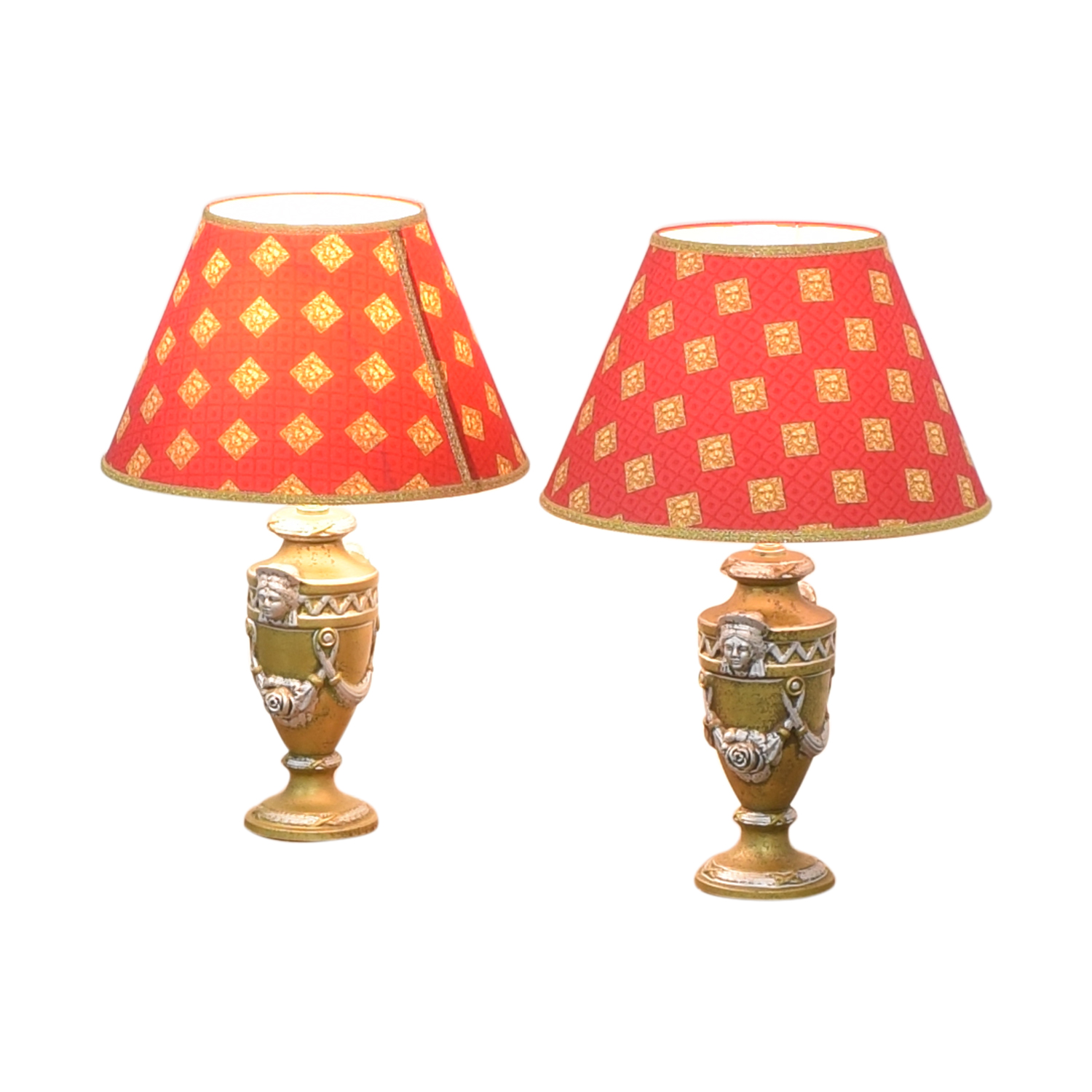 Versace Versace Table Lamps second hand