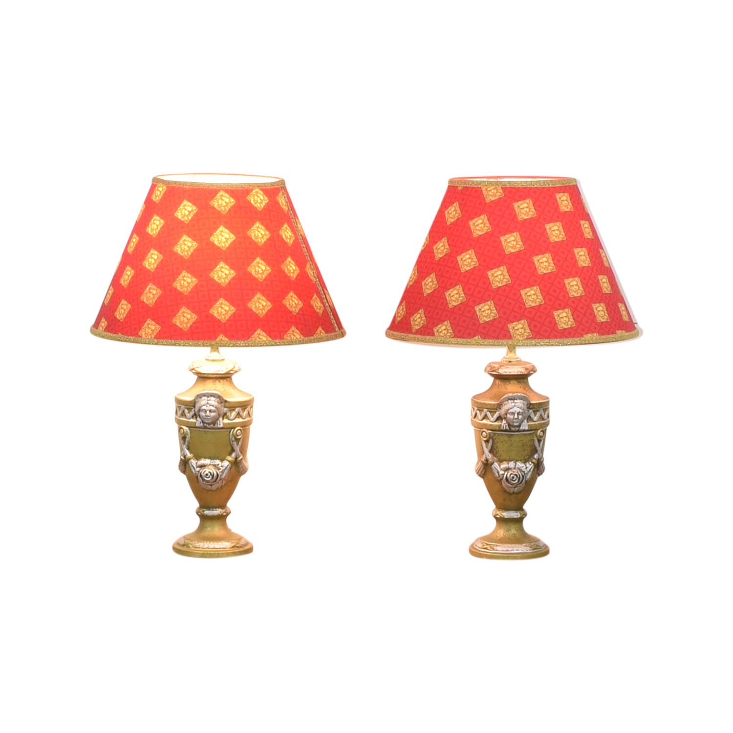 shop Versace Table Lamps Versace Lamps