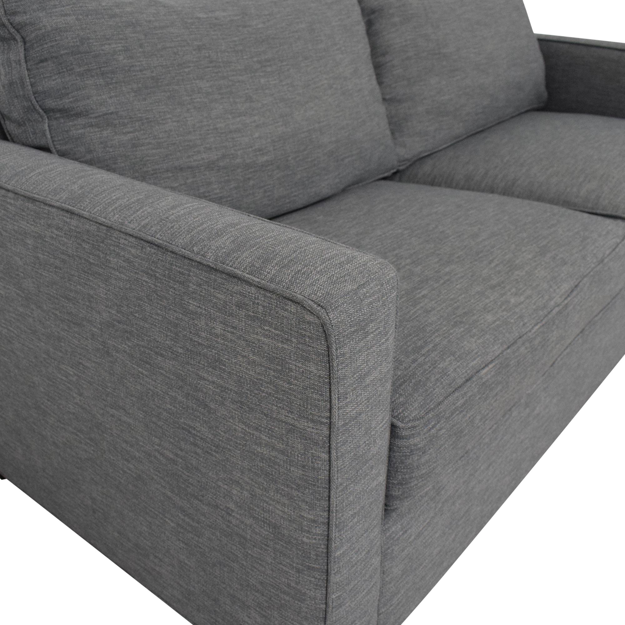 Crate & Barrel Crate & Barrel Davis Sofa on sale