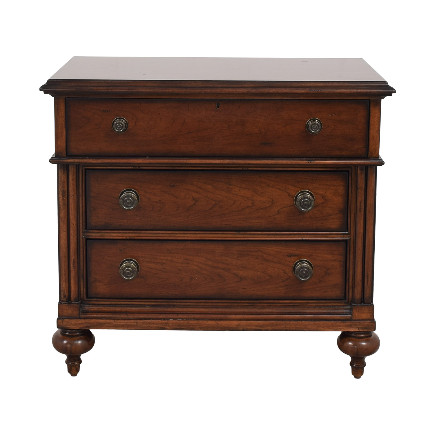 Stanley Furniture Stanley Furniture British Colonial Bachelor Chest