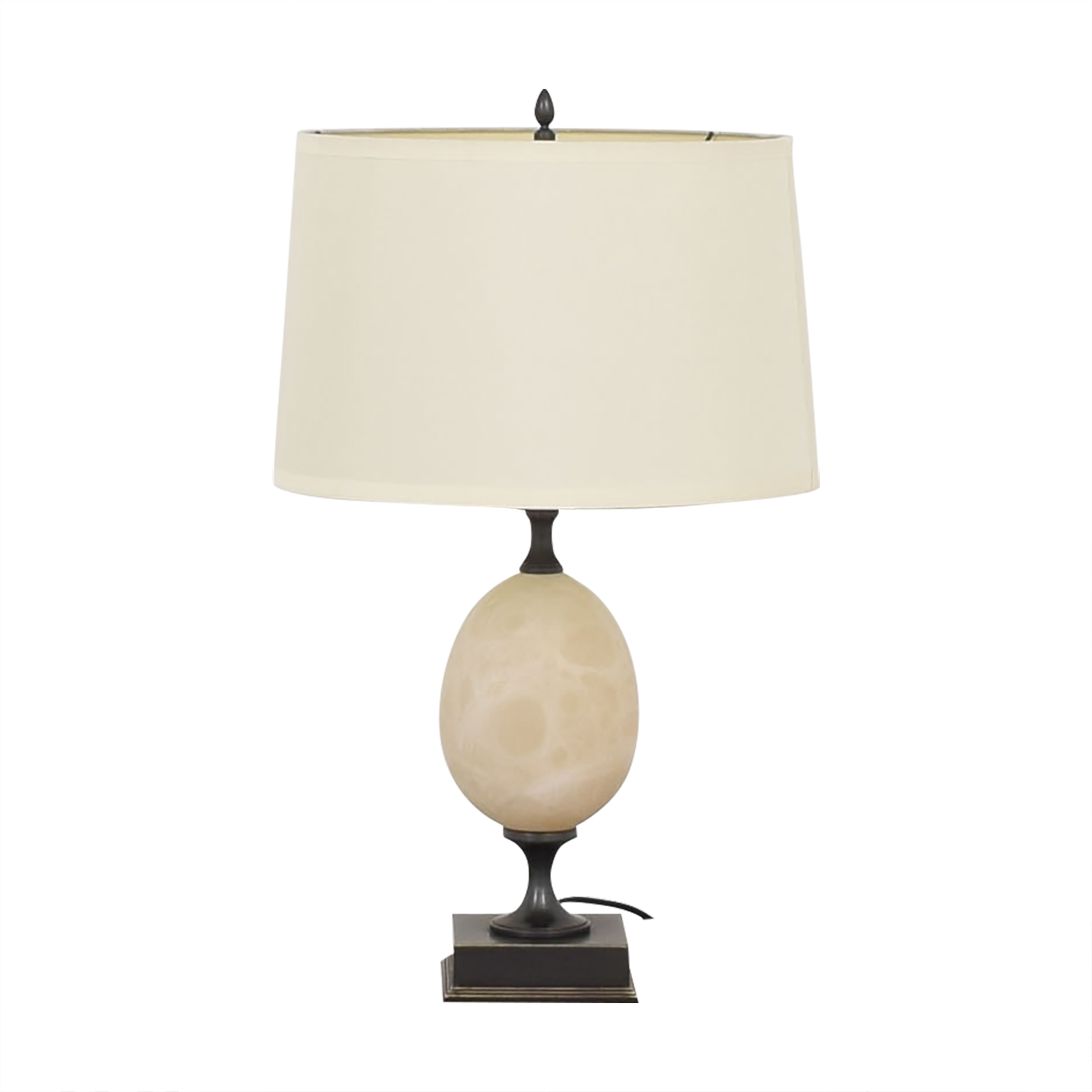 Restoration Hardware Restoration Hardware Table Lamp nyc