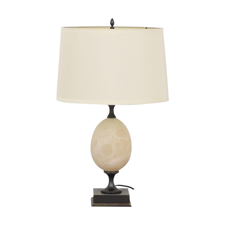 Restoration Hardware Restoration Hardware Table Lamp on sale