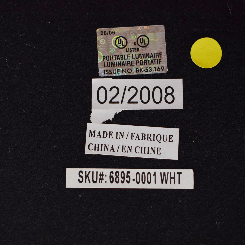 Restoration Hardware Restoration Hardware Table Lamp coupon