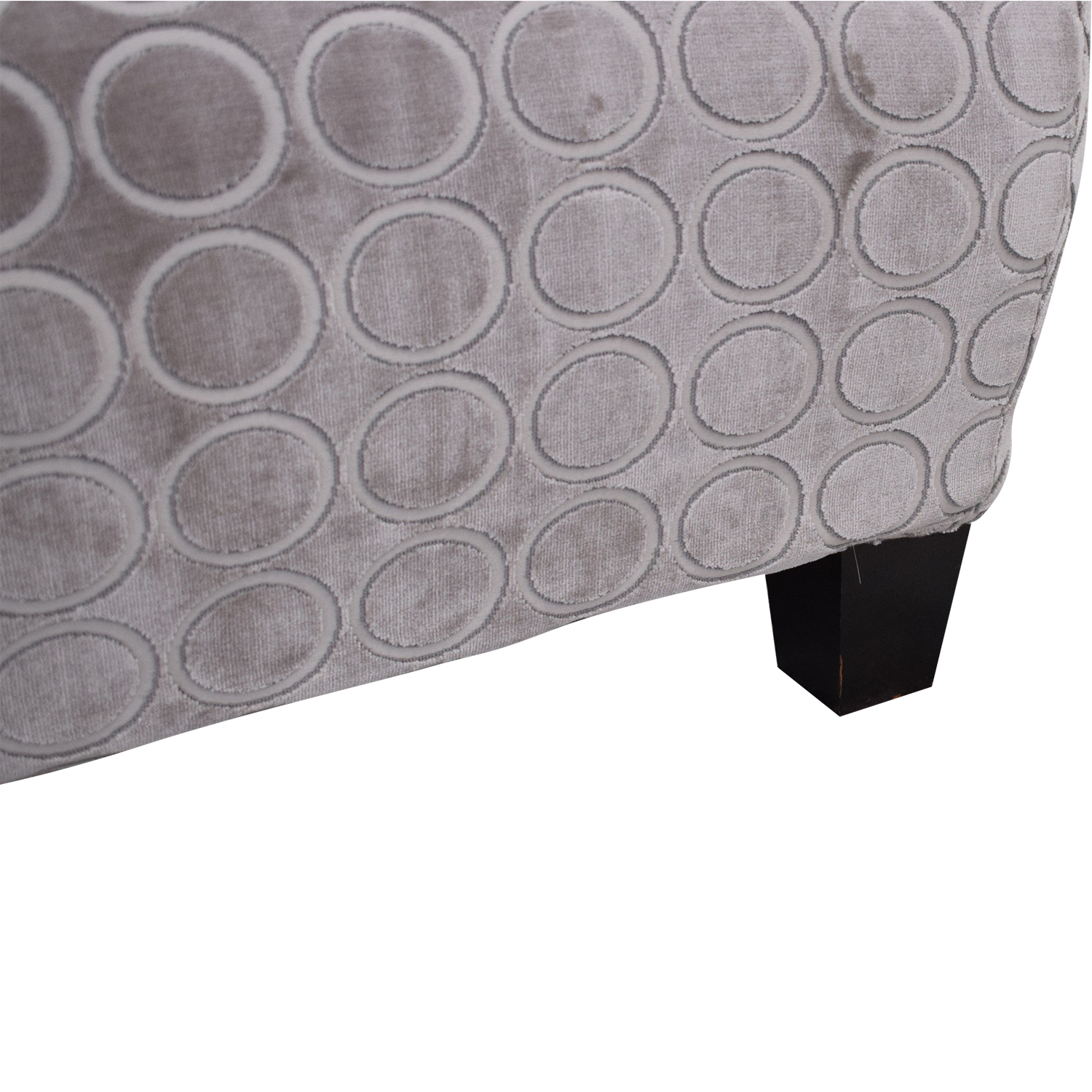 shop  Geometric Upholstered Long Ottoman online