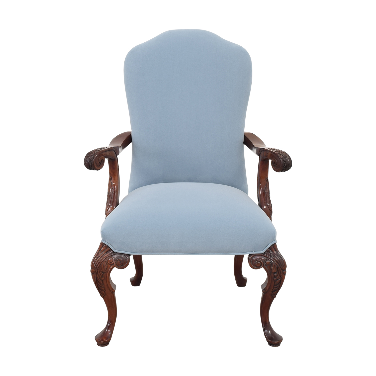 Louis XVI Style Accent Chair second hand