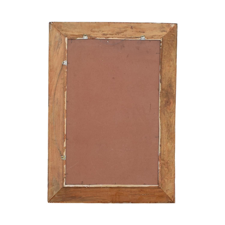 buy  Vintage Mirror with Carved Frame online