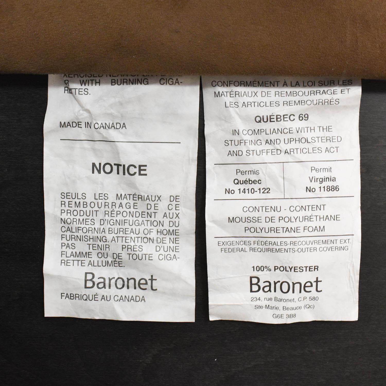shop Baronet Upholstered Queen Bed Baronet