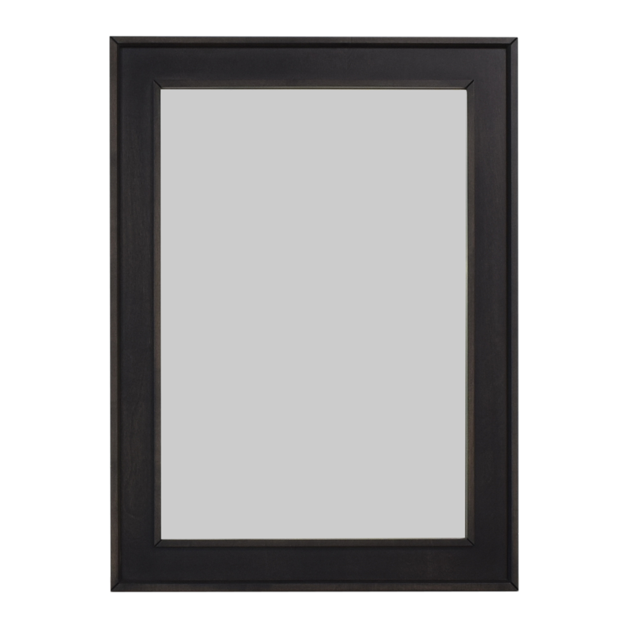 Crate & Barrel Crate & Barrel Framed Wall Mirror used