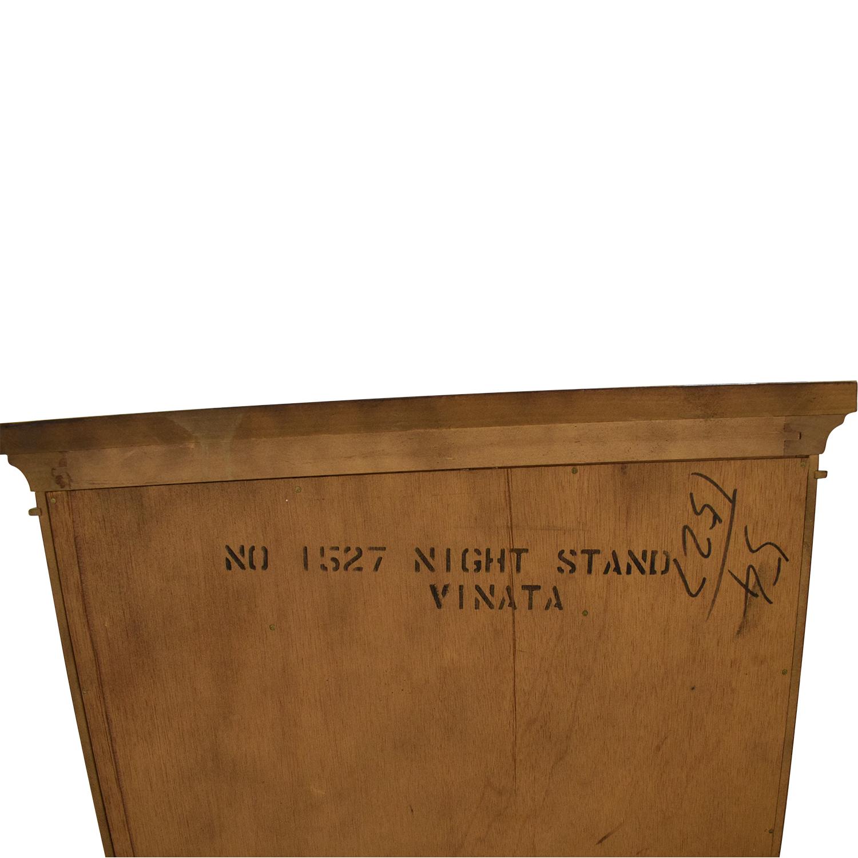 Macy's Macy's Single Drawer Nightstands ma